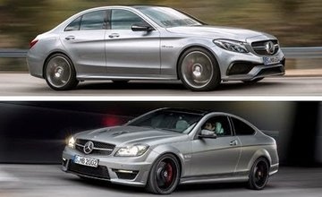 Mercedes C Classe