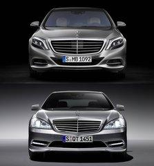 Mercedes S Classe