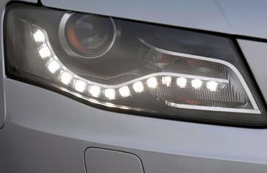 LED-DRL-Dagrijverlichting