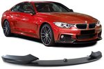 BMW F32 4 serie M performance look bumperspoiler
