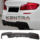 Kentra BMW F10 F11 M Performance look diffuser 1