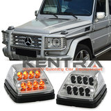 Mercedes G Classe Pinker set Chrome 1