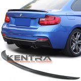 BMW 2 Serie F22 Carbon koffer spoiler_