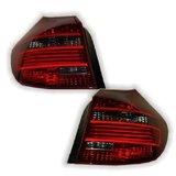 BMW Black Line Achterlichten E81/E87 LCI  (High Versie)_