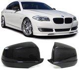 BMW F10 F11 F18 Carbon spiegelkappen (pre facelift)_