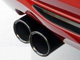 BMW Uitlaatsierstuk zwart/chroom voor 4 Serie F32 420d,420dX,430d,430dX,435dX 18307610636