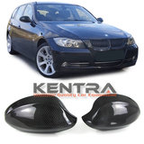 Kentra BMW E90 E91 E92 E93 carbon spiegelkappen set 2