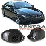 Kentra BMW E90 E91 E92 E93 carbon spiegelkappen set 4