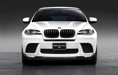 BMW X6 E71 Performance aerodynamicapakket