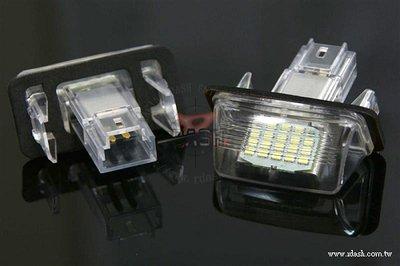 Mercedes W204 W207 W212 W216 W221 SMD LED Kenteken Verlichtingen Unit