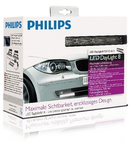 Philips led daytime running lights 8 12v