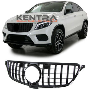 Mercedes GLE Coupe C292 Glans zwarte GT look Grill
