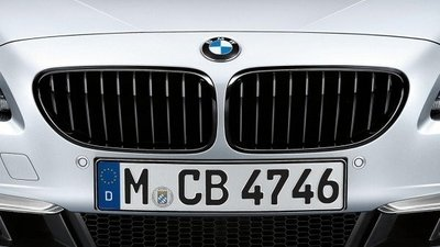 Origineel BMW M Performance grill set 6serie F06 F12 F13
