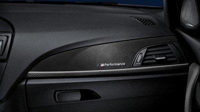 BMW F20 F21 LCI M Performance interieurlijsten