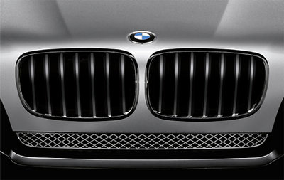 Originele BMW X5 E70 X6 E71 Performance glans zwarte Grille Nieren