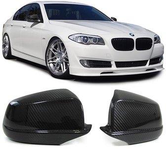 BMW F10 F11 F18 Carbon spiegelkappen (pre facelift)