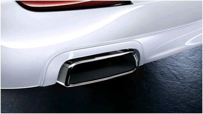 BMW M Performance F06 F12 F13 650 uitlaten set voor 640i 18302298452