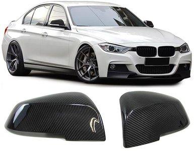 BMW F32 F33 F36  Performance carbon spiegelkappen set