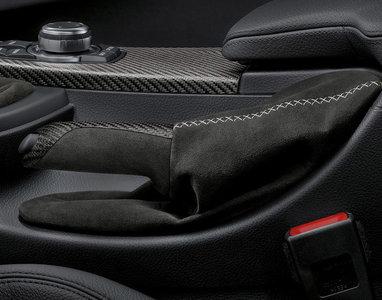 BMW M Performance carbon handremgreep voor 4 serie F32/F33/F36 34402222540