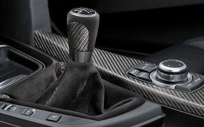BMW M Performance carbon schakelknop voor 3 serie F32/F33/F36  25112222534Performance carbon schakelknop voor 3 serie F30/F31/F