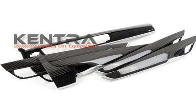 Kentra BMW X6 F16 M Performance Carbon interieurlijsten 51952446978 1